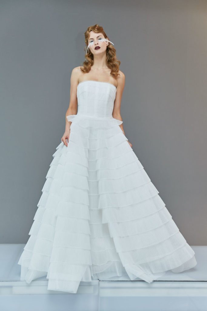 1dba444d1db ... which means that models are in the gowns and in a setting that  encourages photographs and allows you to spend some time really looking at  the dresses.