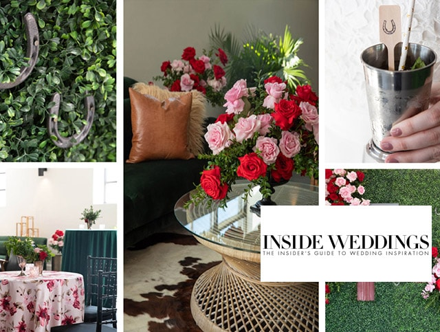 Equestrian-Themed Bridal Shower Featured on Inside Weddings