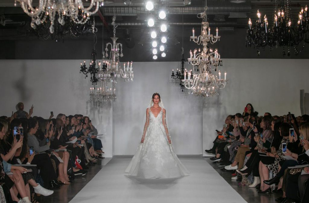New York Bridal Fashion Week, Fall 2019