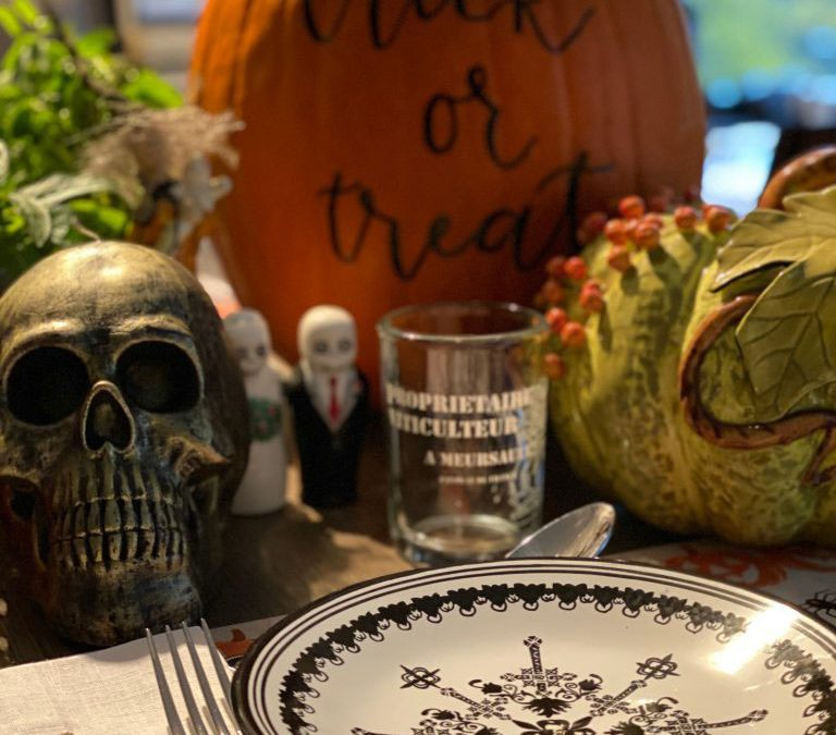 Treats, Tips, and Tricks for a most stylish Halloween 🎃