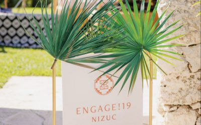 Attending Engage! 19 at Nizuc ✨