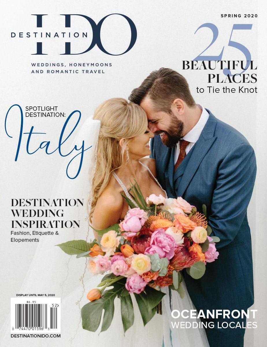 Destination I Do Spring 2020 Magazine Cover