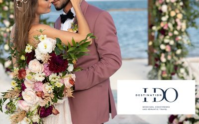 A Floral Fantasy In Mexico, Featured On Destination I Do