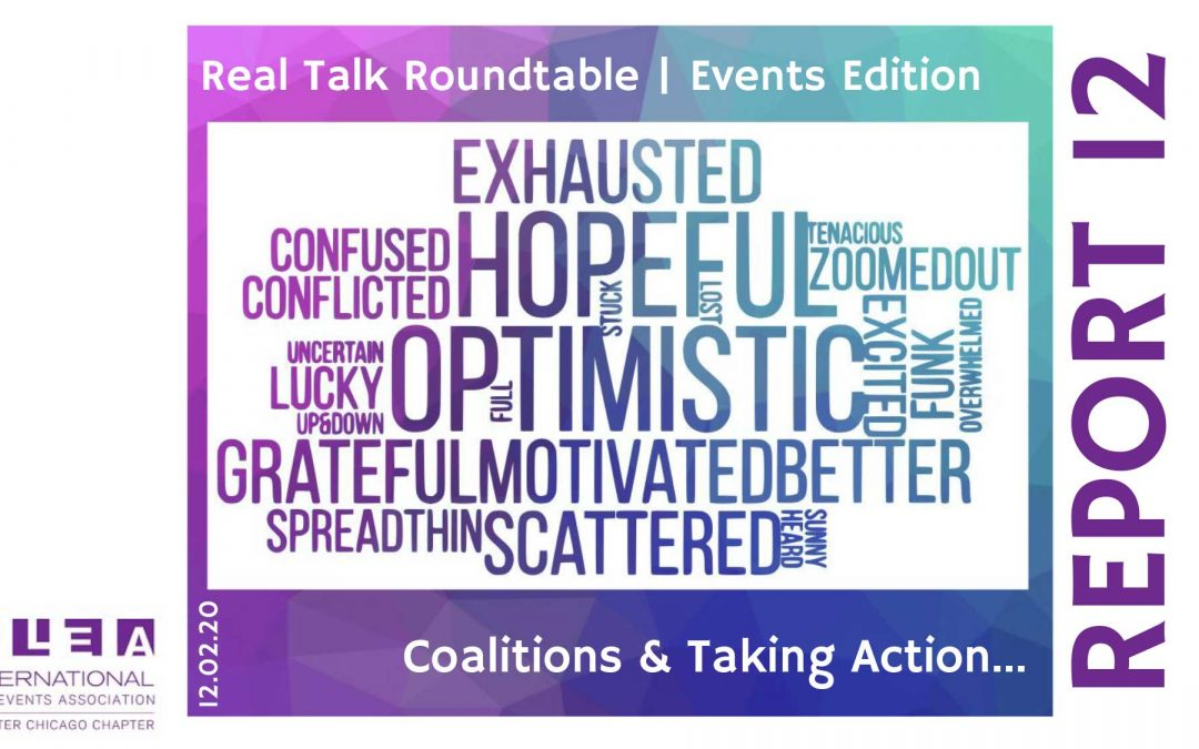 Michelle featured in roundtable with International Live Events Association