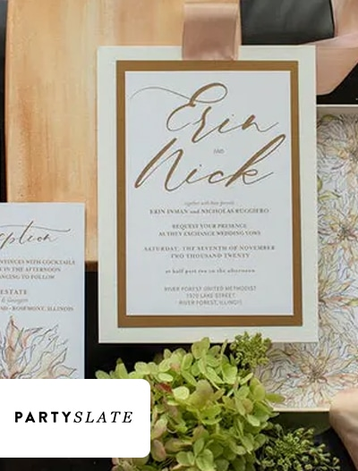 PartySlate: 46 Ways to Make Your Micro Wedding Larger Than Life