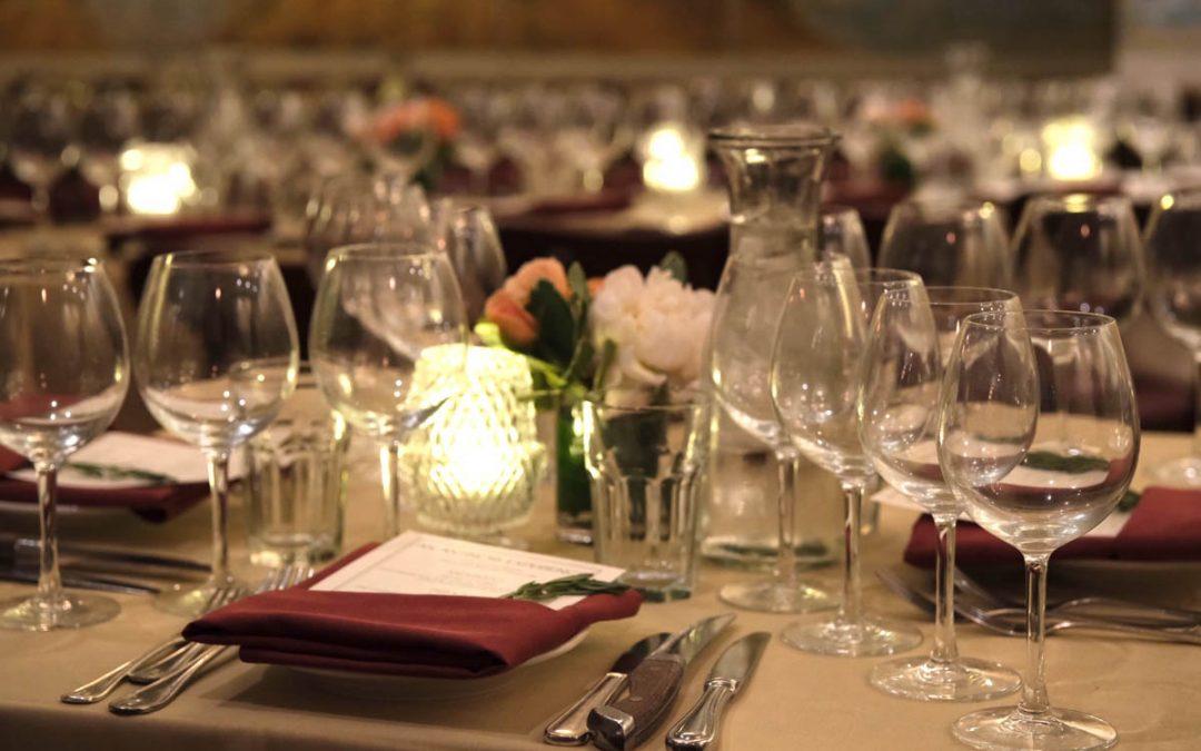 Antinori Wine Dinner at Gene & Georgetti