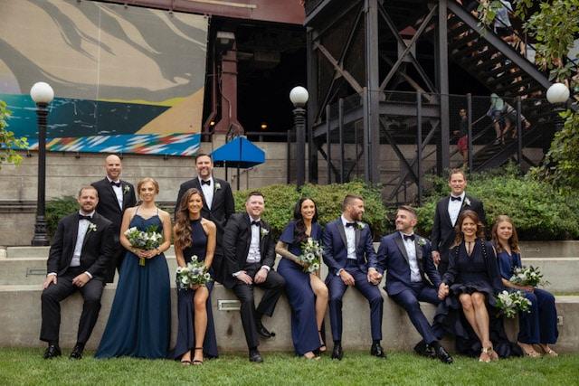 A Londonhouse Wedding, Cody + Andrias