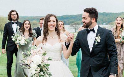 Elliot & Val's Lake Geneva Wedding