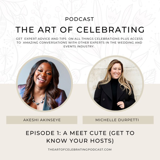 Michelle's Podcast Just Launched!