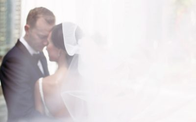A Chicago Loft Wedding, Krisha & Jared
